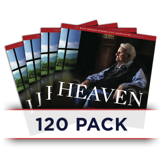 Heaven DVD 120 Pack