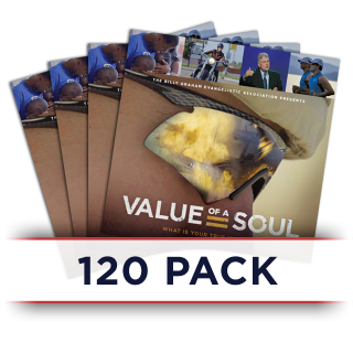 Value of a Soul 120 Pack